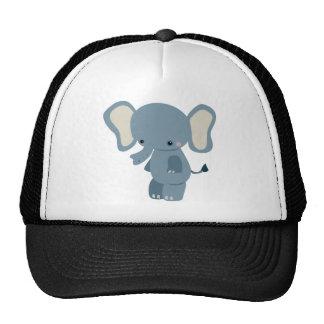 Cute baby eleplant cap