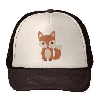 Cute Baby Fox Cap
