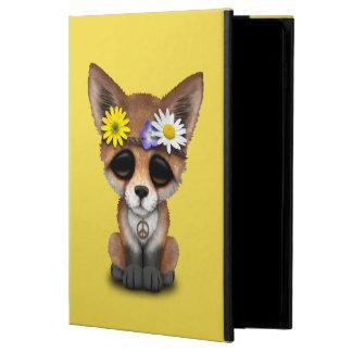 Cute Baby Fox Hippie Powis iPad Air 2 Case