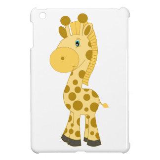 Cute Baby Giraffe iPad Mini Covers