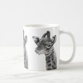Cute Baby Giraffe Mug