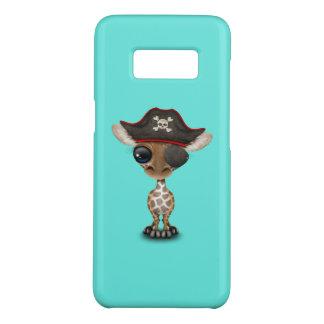 Cute Baby Giraffe Pirate Case-Mate Samsung Galaxy S8 Case