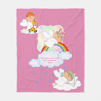 Cute Baby GIRL Goddaughter Angels Named Fleece