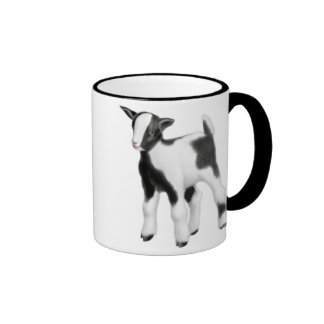Cute Baby Goats Mug