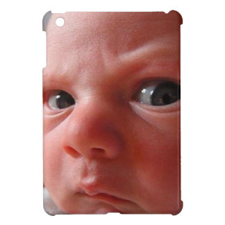 Cute baby iPad mini cover