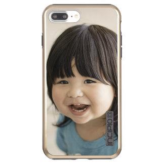 Cute Baby iPhone 8 Plus/7 Plus DualPro Shine, Gold Incipio DualPro Shine iPhone 8 Plus/7 Plus Case