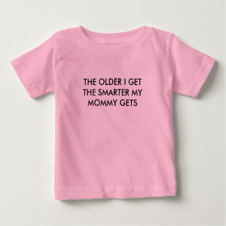 CUTE BABY JUMPER WITTY KUDOS TO MOMMY BABY T-Shirt