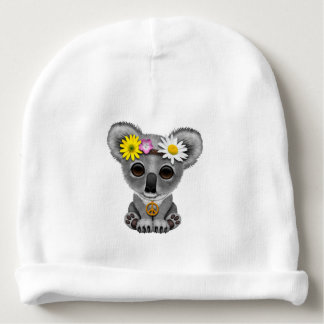 Cute Baby Koala Hippie Baby Beanie