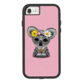 Cute Baby Koala Hippie Case-Mate Tough Extreme iPhone 8/7 Case