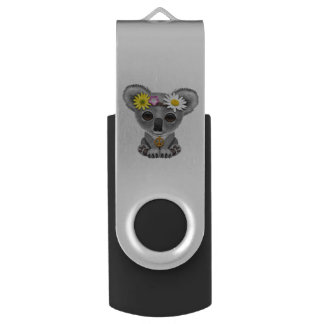 Cute Baby Koala Hippie USB Flash Drive