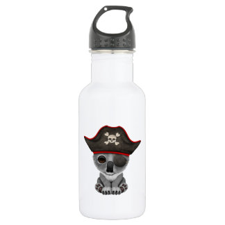 Cute Baby Koala Pirate 532 Ml Water Bottle