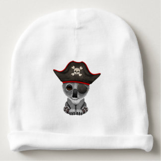 Cute Baby Koala Pirate Baby Beanie