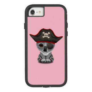 Cute Baby Koala Pirate Case-Mate Tough Extreme iPhone 8/7 Case