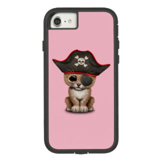 Cute Baby Lion Cub Pirate Case-Mate Tough Extreme iPhone 8/7 Case