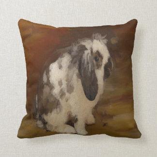 Cute, Baby Lop Eared Rabbit Cushion