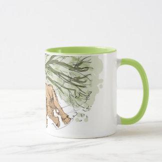 Cute Baby Mammoth Mug