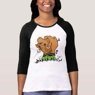 Cute Baby Mammoth T-Shirt