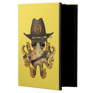 Cute Baby Octopus Zombie Hunter Powis iPad Air 2 Case