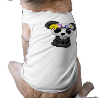 Cute Baby Panda Hippie Shirt