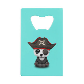 Cute Baby Panda Pirate