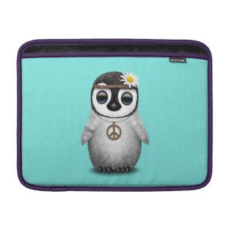 Cute Baby Penguin Hippie Sleeve For MacBook Air