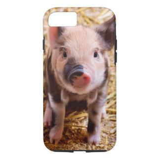 Cute Baby Piglet Farm Animals Babies iPhone 7 Case