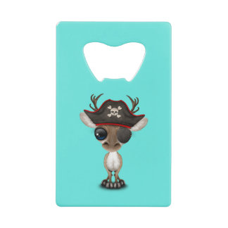 Cute Baby Reindeer Pirate