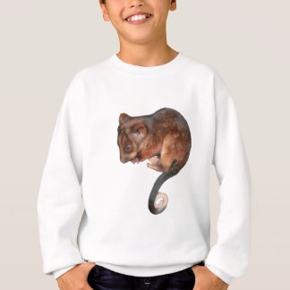Cute Baby Ringtail Possum Sweatshirt