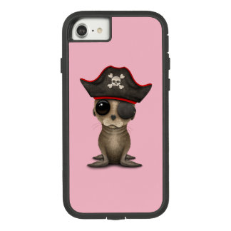 Cute Baby Sea lion Pirate Case-Mate Tough Extreme iPhone 8/7 Case