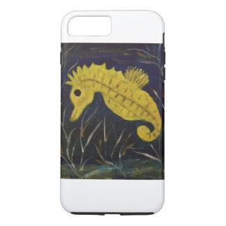 Cute baby seahorse iPhone 7 plus case