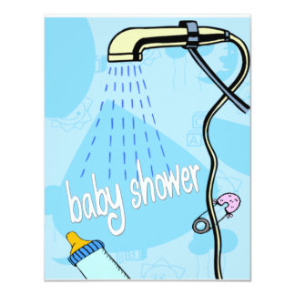 Cute Baby Shower Invitation 2