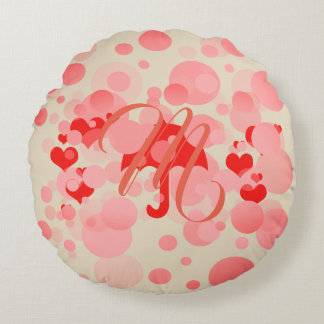 Cute Baby Shower New Baby Monogrammed Pillow