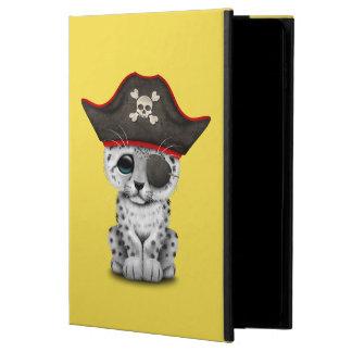 Cute Baby Snow Leopard Cub Pirate Powis iPad Air 2 Case