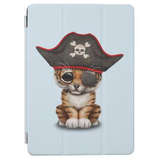 Cute Baby Tiger Cub Pirate iPad Air Cover