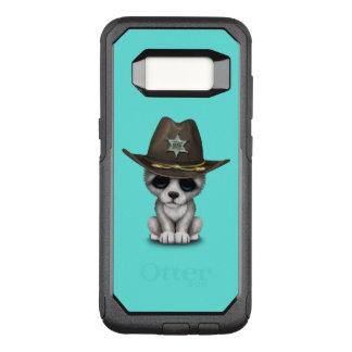 Cute Baby Wolf Sheriff OtterBox Commuter Samsung Galaxy S8 Case