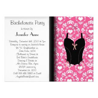 Cute Bachelorette Party Custom Announcements