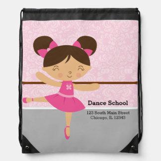 Cute Ballerina Rucksacks
