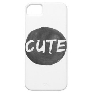 Cute Barely There iPhone 5 Case
