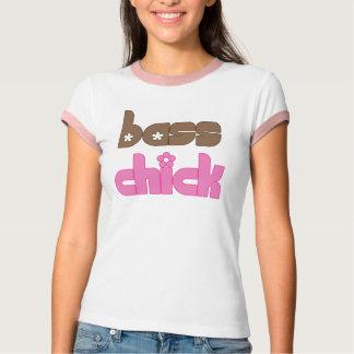 Cute Bass Player Music T-shirt