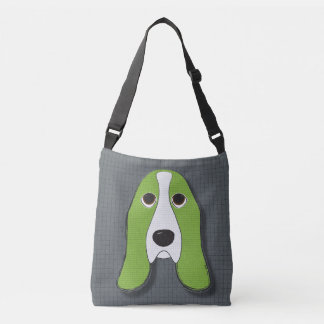 Cute Basset Hound Bag