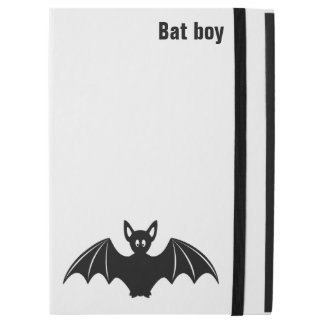 Cute bat cartoon pun joke boys
