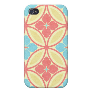 Cute beach floral girly iPhone case Cases For iPhone 4