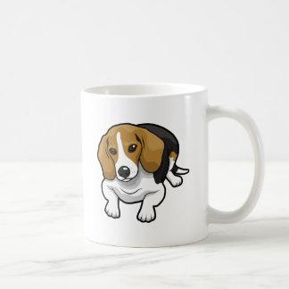 Cute Beagle Coffee Mug
