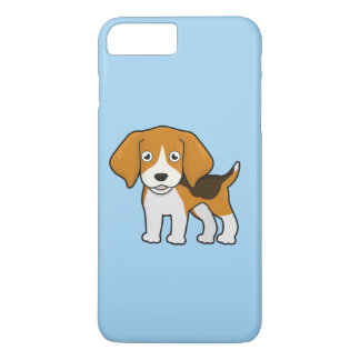 Cute Beagle iPhone 8 Plus/7 Plus Case