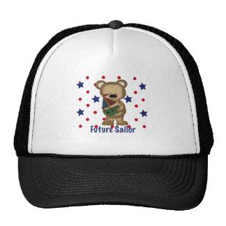 Cute Bear Future Sailor Hat