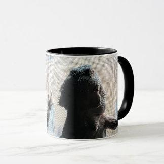 Cute Beardie Print Coffee Mug