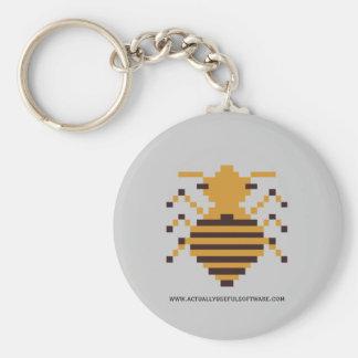 Cute Bedbug Keychain