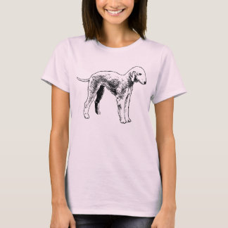 Cute Bedlington terrier Shirt