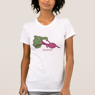 Cute Beetroot Tee Shirt