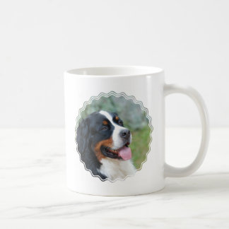 Cute Bernese Mountain Dog Coffee Mug